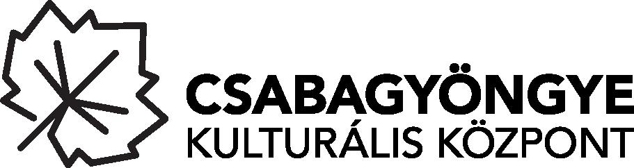 Csabagyöngye Logo